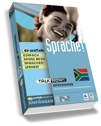 Preisvergleich Produktbild Talk Now Learn Afrikaans: Essential Words and Phrases for Absolute Beginners (PC / Mac)