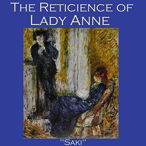 『The Reticence of Lady Anne』のカバーアート