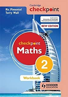Cambridge Checkpoint Maths: Students Book: Bk. 2