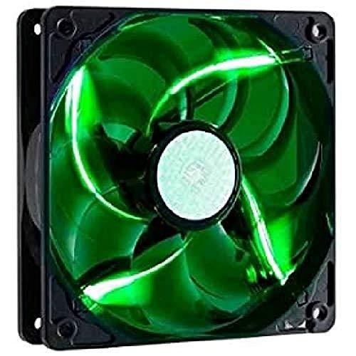 Cooler Master SickleFlow 120 Green Ventilateurs de boîtier '2000 RPM, 120mm, LED verte' R4-L2R-20AG-R2