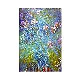 Künstler-Poster von Oscar Claude Monet Leinwand Poster