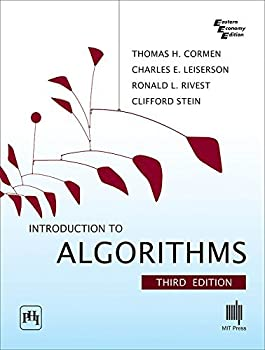 Paperback Introduction to Algorithms Book