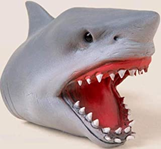 SCHYLLING SC-SBFP Shark Baby Finger Puppet, Assorted Designs and Colours