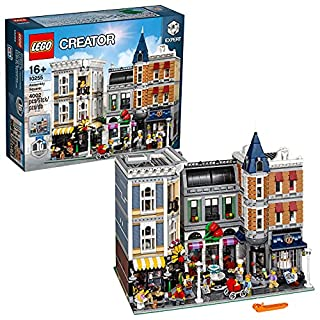 LEGO Creator Expert Assembly Square 10255 Building Kit (B01N5LSM4U) | Amazon price tracker / tracking, Amazon price history charts, Amazon price watches, Amazon price drop alerts