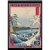 2020 Vintage Japanese Prints C...