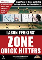 Zone Quick Hitters - With Lason Perkins - Basketball Coaching Instructional DVD