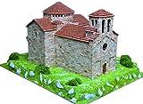 Aedes 1101. Kit de construccion en piedra Iglesia Sant Jaume de Frontanya. Base y...