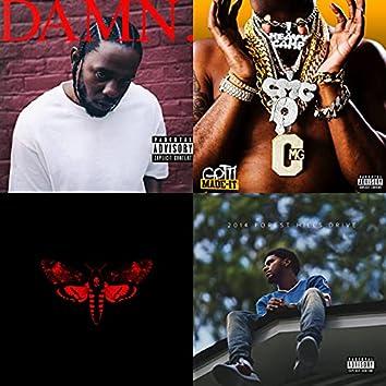 Éxitos actuales de Rap y Hip Hop