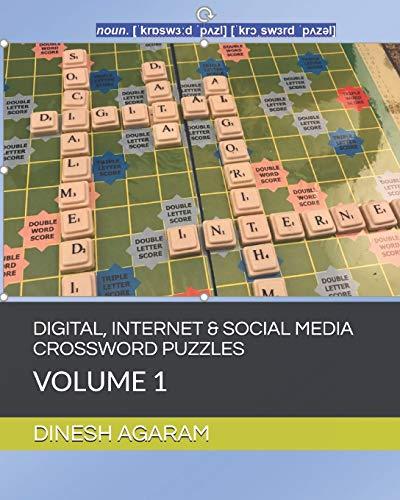 DIGITAL, INTERNET & SOCIAL MEDIA CROSSWORD PUZZLES: VOLUME 1 (TECH CROSSWORDS, Band 1)