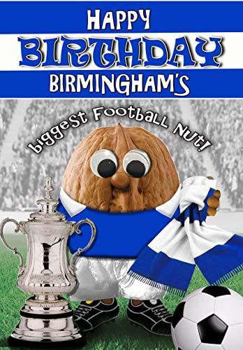 Birthday Card – Birmingham City - Football Sports Nut