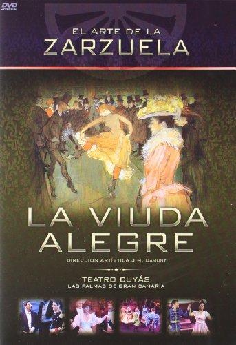 Zarzuela La Viuda Alegre[Non-USA DVD format: PAL, Region 2 -Import- Spain]