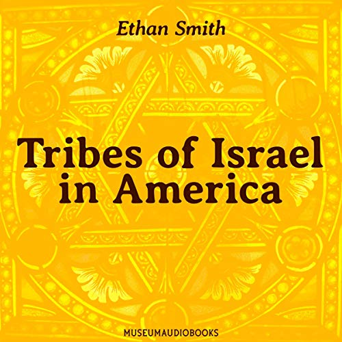 『Tribes of Israel in America』のカバーアート