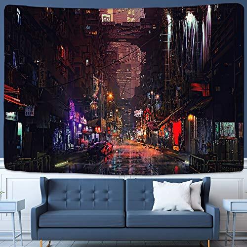 Tapiz Art House Psychedelic Galaxy Tapiz para colgar en la pared Hippie Retro Decoración del hogar Tela de fondo a5 130x150cm