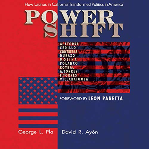 Power Shift Audiobook By David R. Ayón, George L. Pla cover art