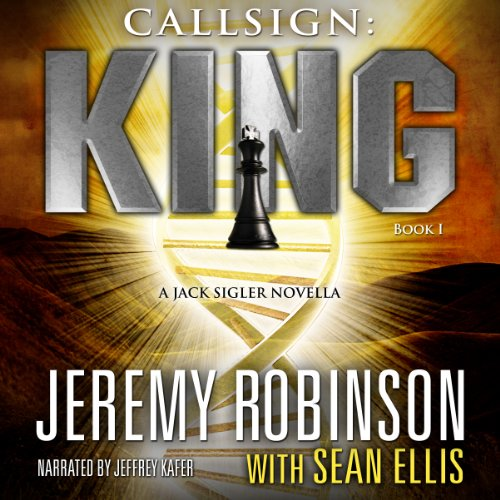 Callsign: King, Book I audiobook cover art