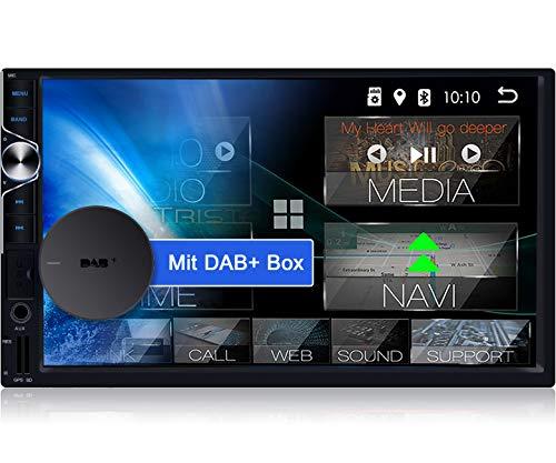 Tristan Auron BT2D7025A Android 10.0 Autoradio + DAB Plus - 7