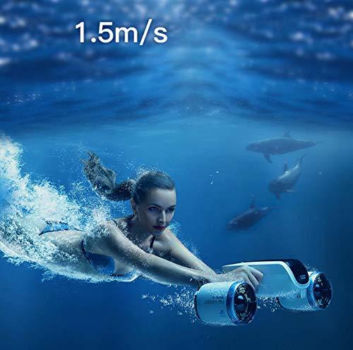 Mini Seascooter FENG Mix Unterwasser Tauchscooter Bild 3*