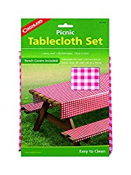 Plan a romantic picnic with this cotton table cloth for your anniversary