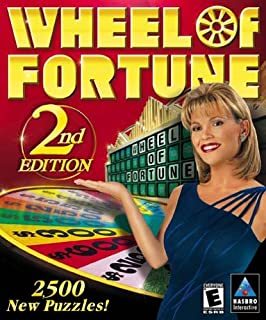 wheel of fortune 2nd edition pc game