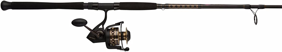 kite rod and reel combo