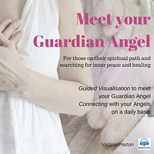 Meet Your Guardian Angel audiobook cover art