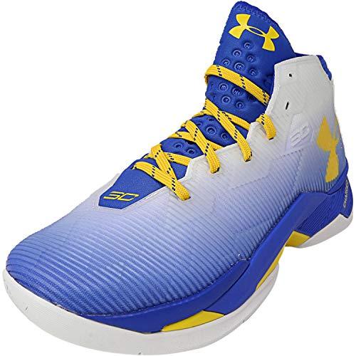 Under Armour Men's Curry 2.5 GPH/STL/Ele Basketball Shoe 8