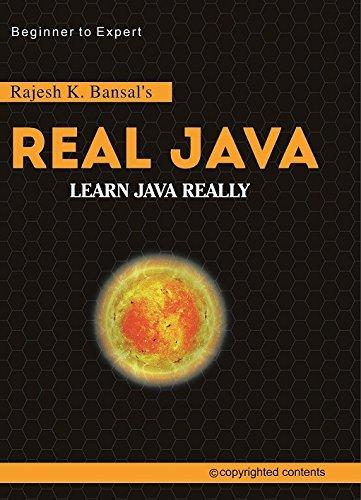 Real Java (Spl. for Java Programmers, M.Tech, MCA, BCA, M.Sc-IT, B.Tech students)