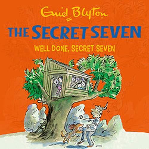 Well Done, Secret Seven cover art