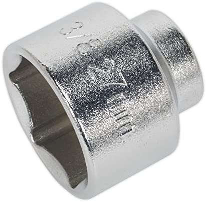 Sealey Low Profile Oil Filter Socket 3 Drive 8