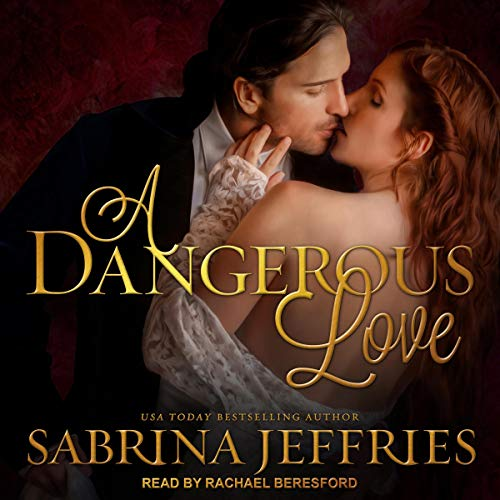 A Dangerous Love audiobook cover art