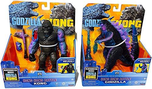 ZOULME Monster War Godzilla vs Kong 6