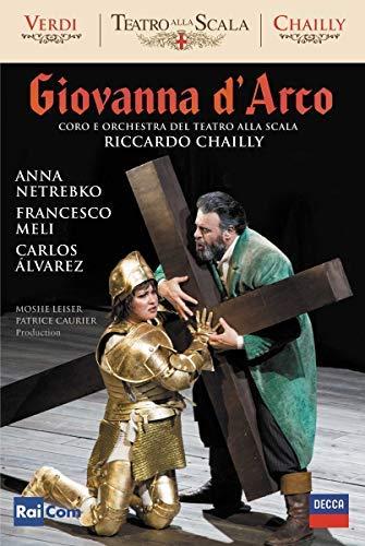 Joan of Arc, Opera in Four Acts ( Giovanna d'Arco, Dramma lirico in quattro atti )