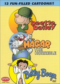 Beetle Bailey & Betty Boop & Hagar