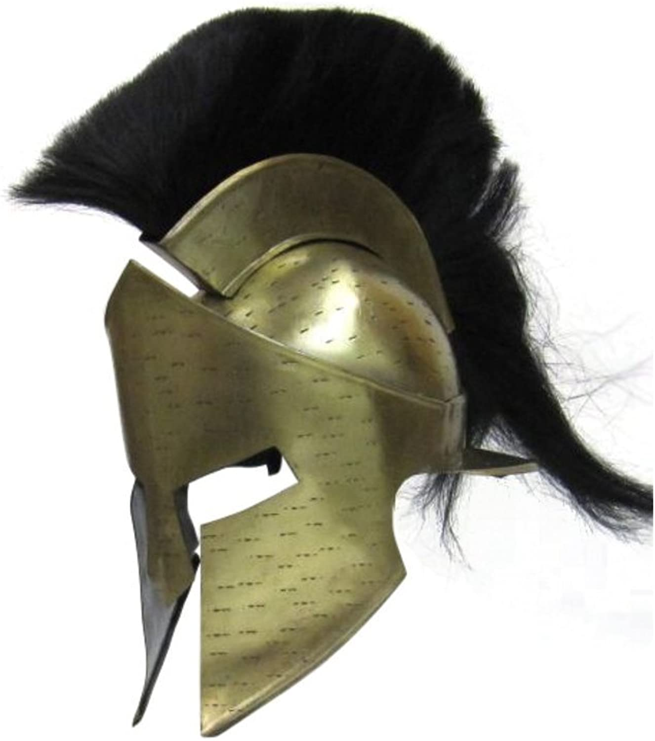Armor Venue King Leonidas 300 Movie Greek Spartan Helmet One Size  Antique