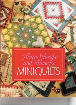 Paperback Miniquilts Book