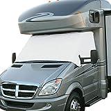 Classic Accessories - 80-035-212307-00 Over Drive RV Windshield Cover, Dodge, Mercedes Sprinter '06 - '15, White