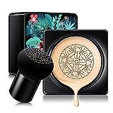 BB Cream Mushroom Head Air Cushion Foundation Concealer Nude Maquillaje duradero Hidratante Pigmento aclarador CC Base líquida Natural