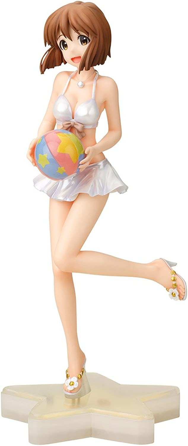 The Idolmaster Hagiwara YukihoAngelic Island(1 7 scale PVC Figure) (japan import)