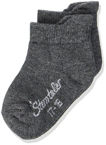 Sterntaler Calzini Sneaker Dp Uni sokken voor baby's, verpakking van 2 stuks
