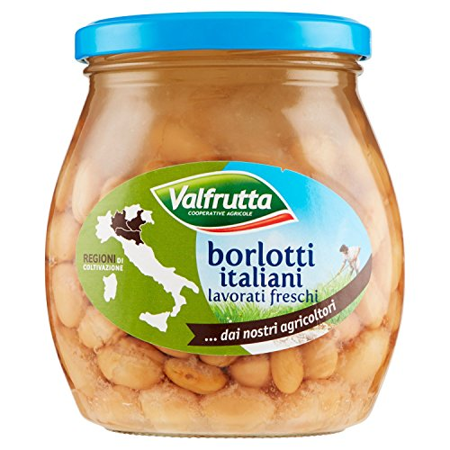 Valfrutta Fagioli Borlotti - 570 gr
