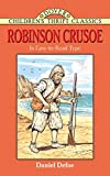 Robinson Crusoe (Dover Children's Thrift Classics)