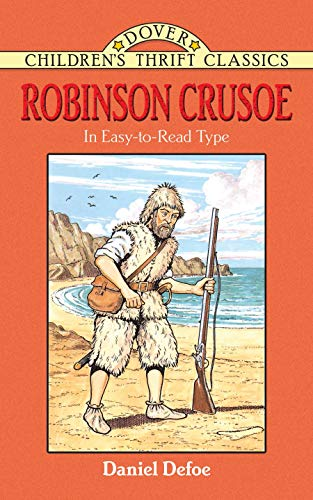 Robinson Crusoe (Dover Children's Thrift Classics)の詳細を見る
