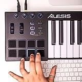 Zoom IMG-2 alesis v25 tastiera controller midi