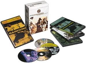 Akira Kurosawa: Four Samurai Classics (Seven Samurai / The Hidden Fortress / Yojimbo / Sanjuro)