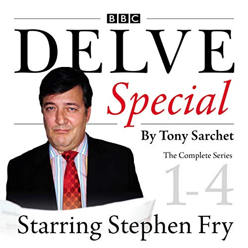 Delve Special: The Complete Series 1-4 audiobook cover art