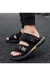 KODH Mens Leather Shoes Mens Casual Non-Slip Leather Shoes Mens Leather Shoes Comfortable and Wearable Color : Black, Size : 39