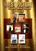 Best Picture Collection: (American Beauty / Braveheart / Forrest Gump / Gladiator / The Godfather / and more)