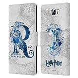 Head Case Designs Officiel Harry Potter Ravenclaw Aguamenti Deathly Hallows IX Coque en Cuir à...