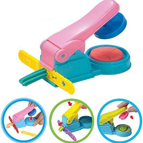 Lyguy Molde de plastilina, un Juego de moldes de plástico para Arcilla polimérica para niños, Herramienta de Modelado