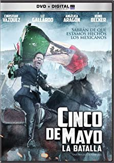 Cinco De Mayo: La Batalla by Lions Gate